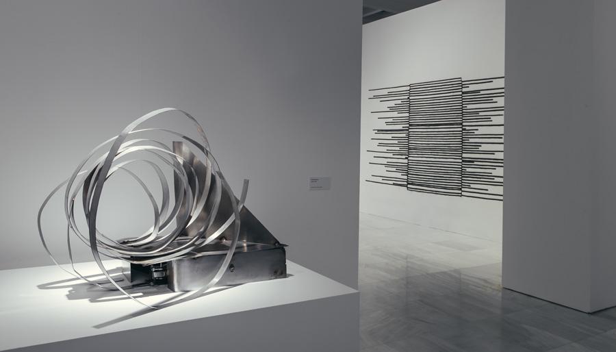 Campo a través. Arte colombiano en la colección del Banco de la República.