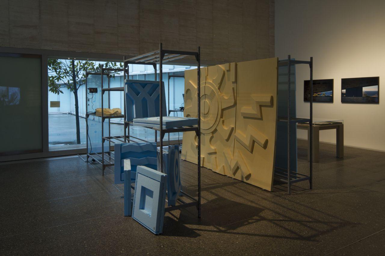 Cómo vivir con la memoria. Actitudes artísticas ante arquitectura y franquismo. MUSAC.