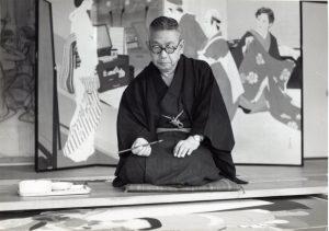 ItōShinsui, c. 1954. © Taiyo no Hikari Foundation, Japan, 2018.