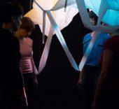 C+ arquitectos y Azahara Ubera han creado 'Las Respiradoras'. Foto: Jesús Ubera.