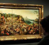 Presentació exposició Pintura Flamenca i Holandesa del Museu de Ginebra al CaixaForum Girona. Pere Duran / Nord Media
