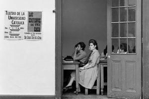 Universidad Católica (Perú, 1957-1966). Fotografía: Baldomero Pestana.