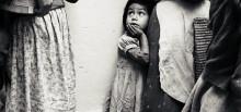 En la cola (1964). Fotografía: Baldomero Pestana.