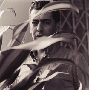Mario Vargas Llosa. (Lima, 1965). Fotografía: Baldomero Pestana.