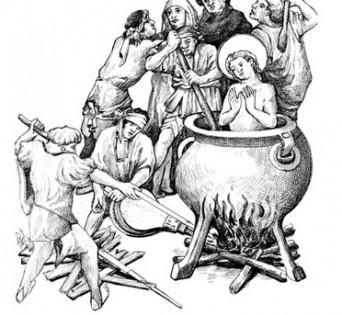 Guía para identificar los santos de la iconografía cristiana.