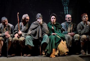 El concierto de San Ovidio.