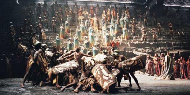'Aida'. Foto: Javier del Real (Teatro Real).