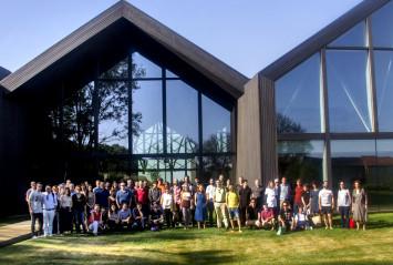 Participantes en el primer Foro Cultura y Medio Rural.