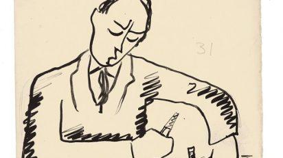 Ramón Gómez de la Serna, Greguerías, 7ª, Blanco y Negro, núm. 2.186, 7 de mayo de 1933. Hay unos fumadores que, más que fumadores, lo que son es meditadores de las pipas, desarmadores de boquillas y cachimbas, músicos que pulen mucho sus saxofones.