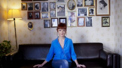 Carmen Camacho. Foto: Marta Artiaga.