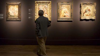 'Rubens. Pintor de bocetos'. © Luis Domingo.