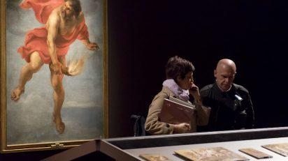 'Rubens. Pintor de bocetos'. ©Luis Domingo.