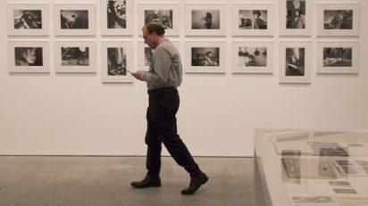 Exposición 'Marc Pataut. Primeras tentativas'. ©Luis Domingo.
