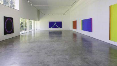 Exposición de Jose María Yturralde en la galería Javier López y Fer Francés de Madrid. Mayo 2018.
