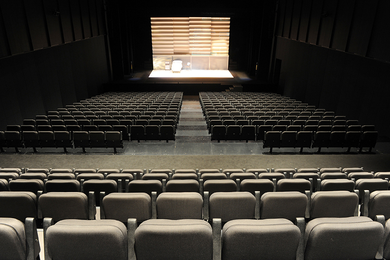 Teatro Valle Inclán.