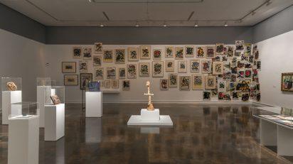 Joan Miró, orden y desorden. Foto: IVAM.