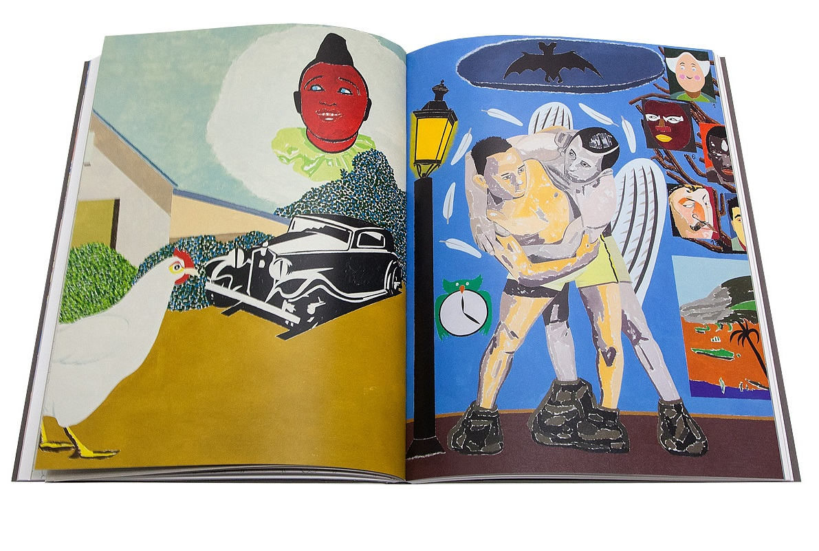 Eduardo Arroyo. Le retour des croisades, de varios autores. Editado por el Museo de Bellas Artes de Bilbao.
