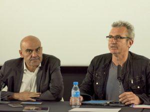 Rafael Portela y Mariano Barroso.