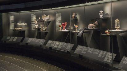 Nueva instalación salas Tesoro del Delfín. Foto © Museo Nacional del Prado.