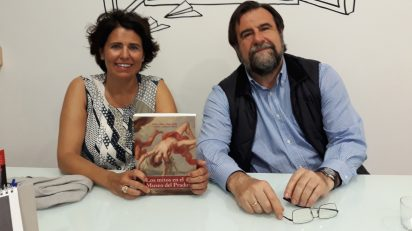 Marta Carrasco y Miguel Ángel Elvira Barba.
