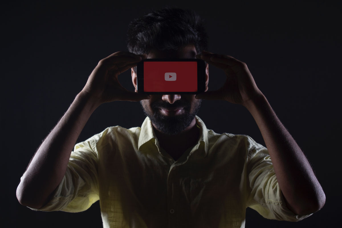 YouTube. Foto: Rachit Tank. Unsplash.