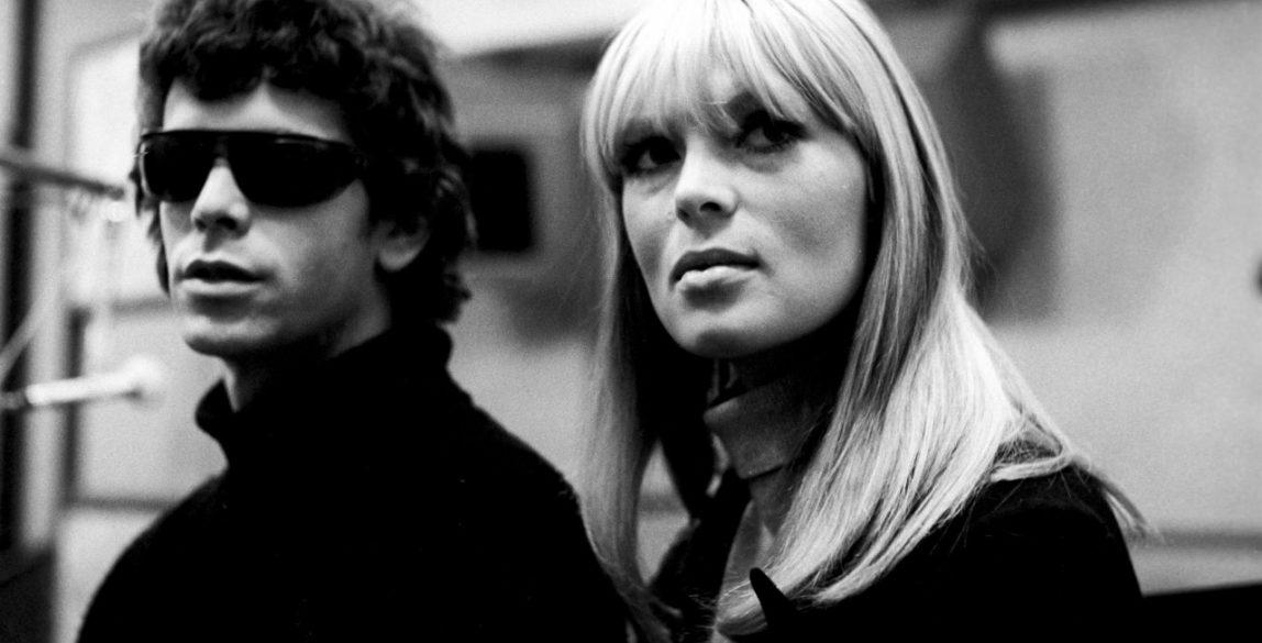 Nico y Lou Reed.