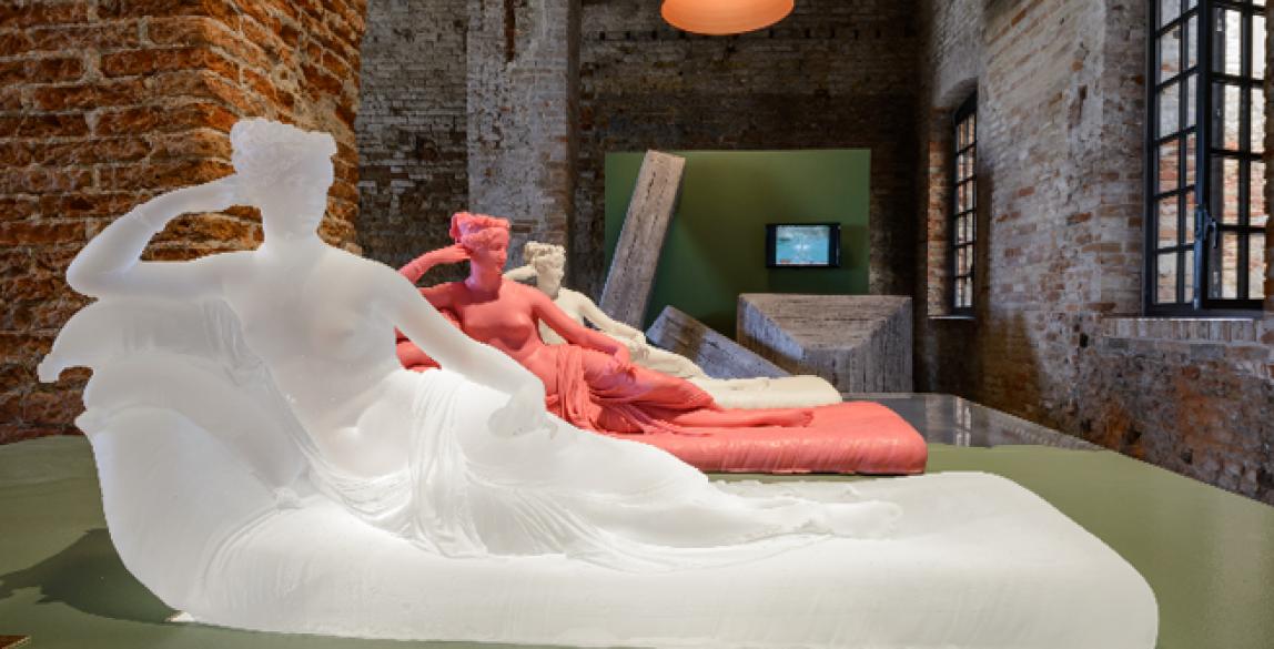 Foto: © Paolina Borghese, Factum Arte / Giberto Arrivabene, 2013. © Photo by Andrea Avezzu' Courtesy of La Biennale di Venezia.