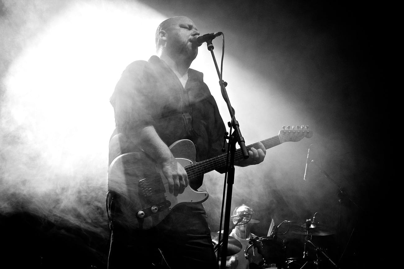 Black Francis from Pixies at Troxy in London. 2010. Author: Aurelien Guichard.