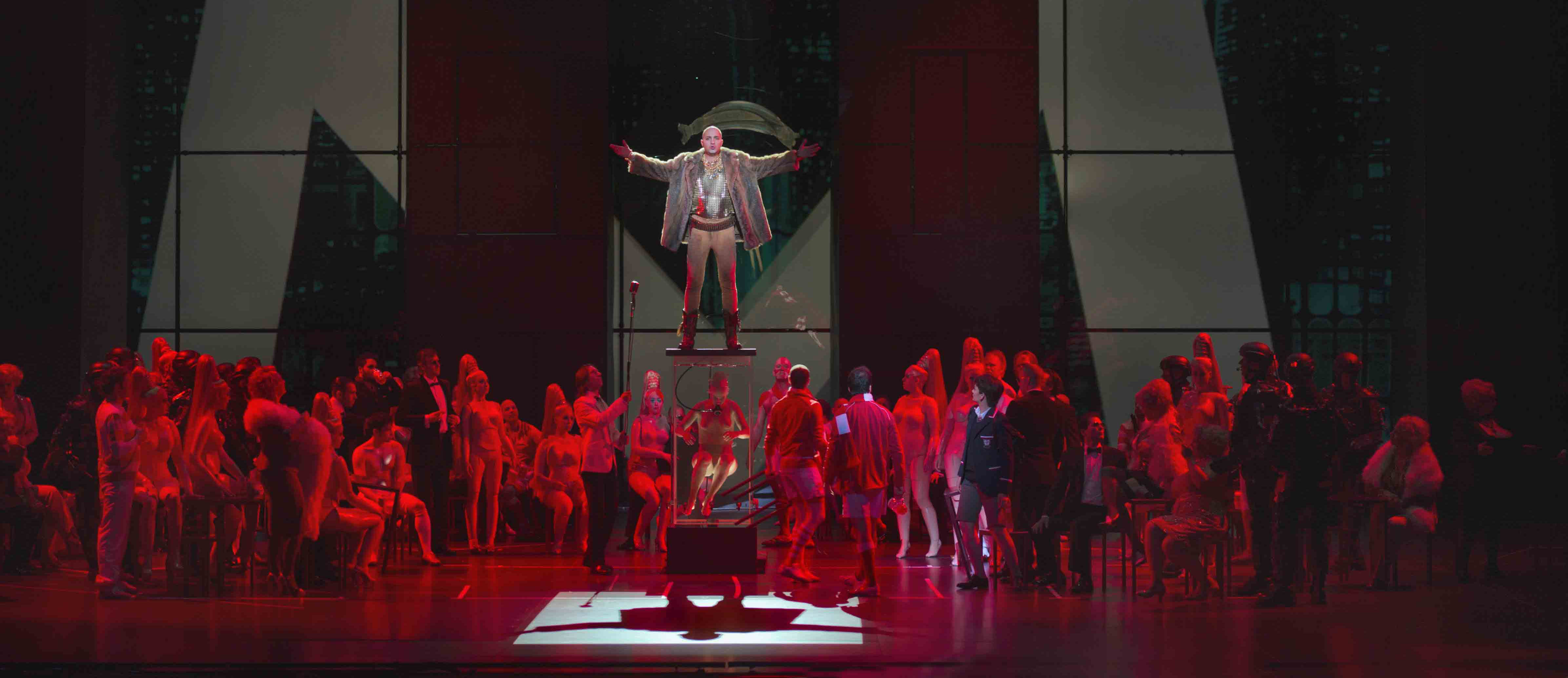 Faust. Ópera Nacional de Ámsterdam. © Ruth Walz.