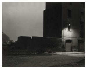 Barcelona, 1980. Fotografía a las sales de plata. 25,9 × 33,5 cm. Colecciones Fundación MAPFRE, Madrid.