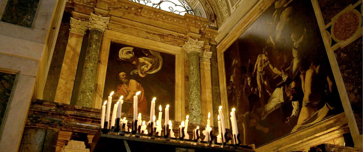 Caravaggio: en cuerpo y alma.