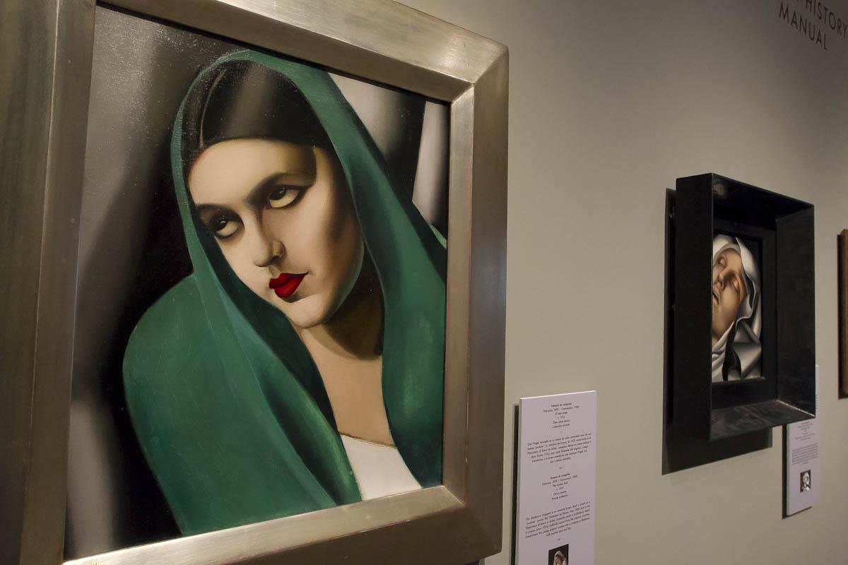 Tamara de Lempicka. Reina del Art Déco. ©Luis Domingo.