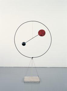 Alexander Calder. Sense títol. 1931. Col·lecció MACBA. Fundació MACBA.