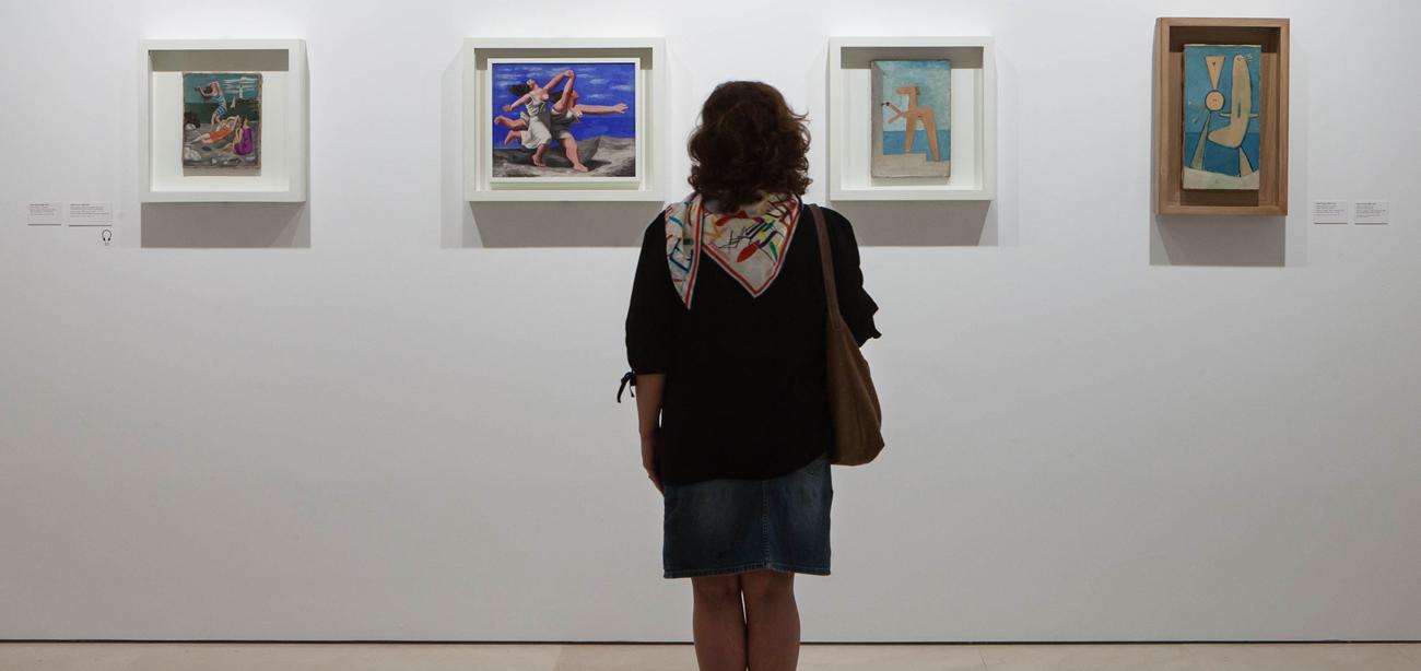 """""""El sur de Picasso. Referencias andaluzas"""". Museo Picasso Málaga. © MPM / jesusdominguez.com."""