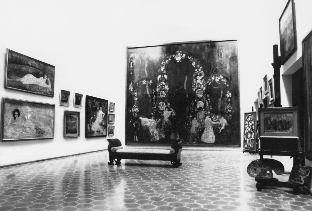 el-museo-familiar-de-anglada-camarasa-en-pollenca-en-una-imagen-de-archivo