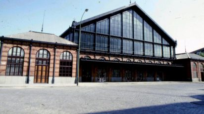 Estacion de Delicias.