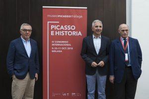 IV Congreso Internacional Picasso e Historia. Museo Picasso Malaga. © MPM / jesusdominguez.com.