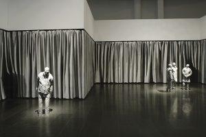 Juan Muñoz. The Nature of Visual Illusion. 1994-1997. Dimensions variables. Col·lecció MACBA. Fundació MACBA. Dipòsit particular.