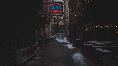 Bourbon Street Blues and Boogie Bar, Nashville, United States. Photo by Tanner Boriack on Unsplash.