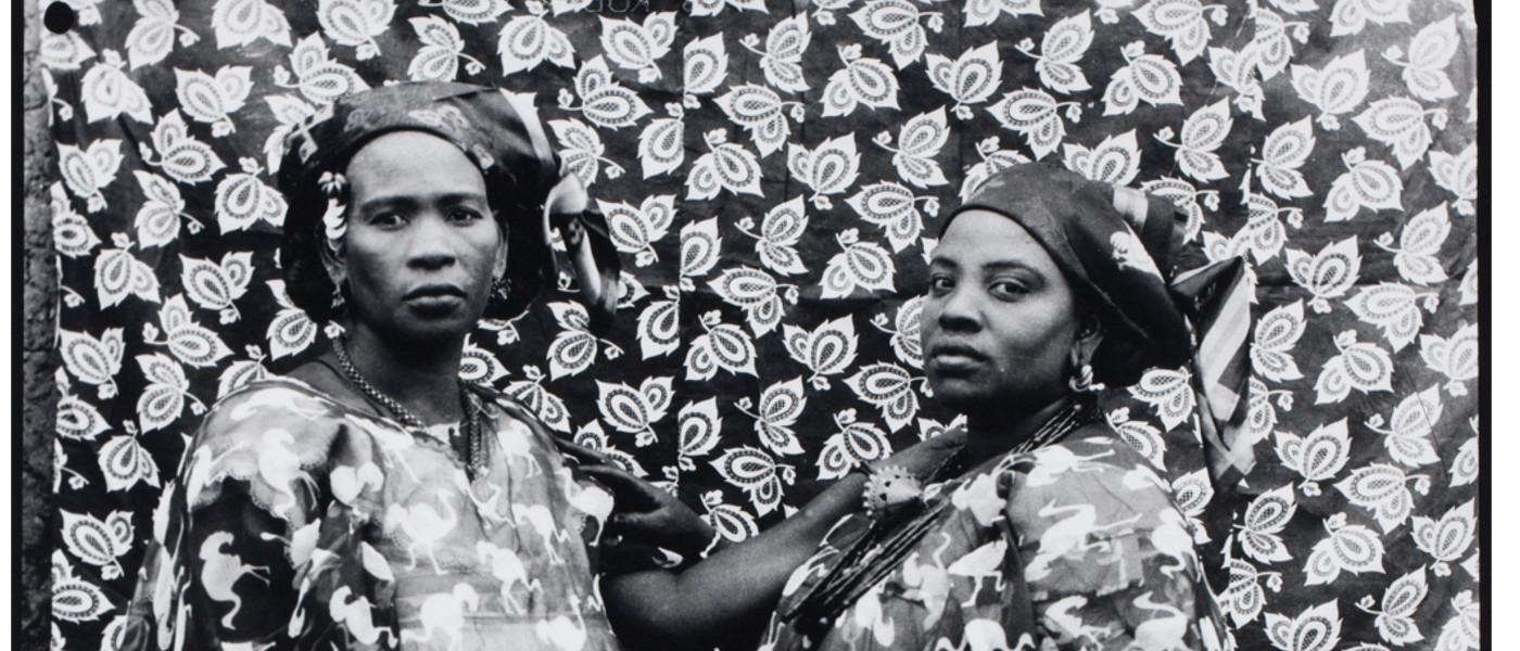 © Seydou Keïta, Retrato sin título, 1952-58.