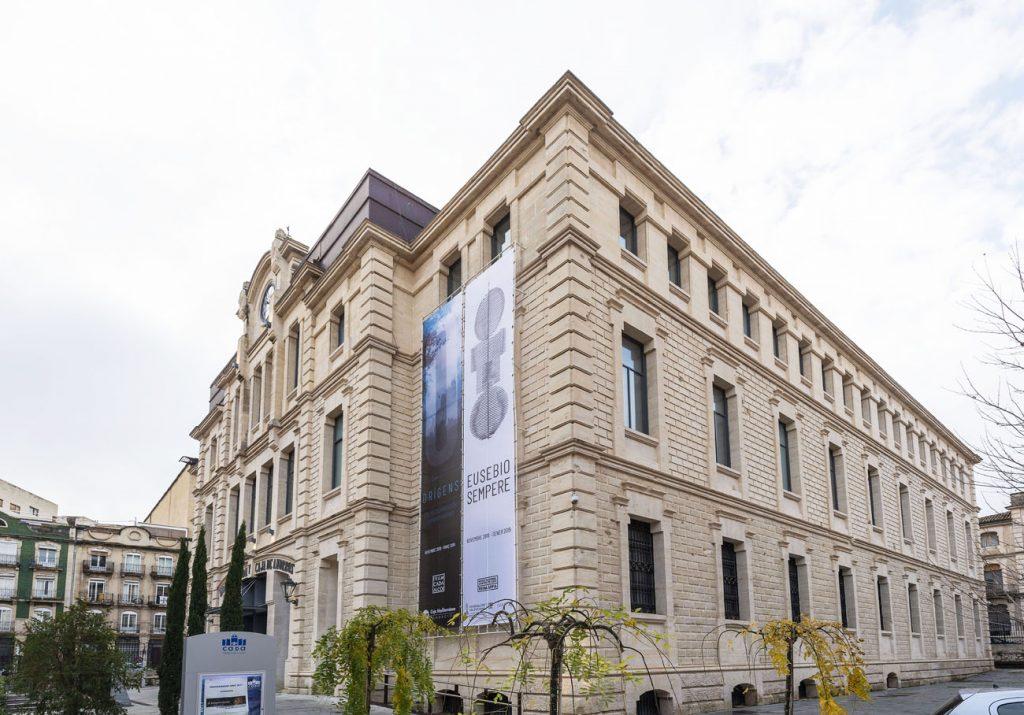 Nueva sede del IVAM en Alcoy.
