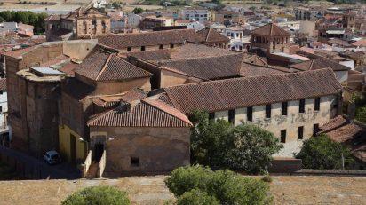 Guadix. Seminario menor e iglesia.