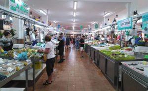 Mercado de O Grove.