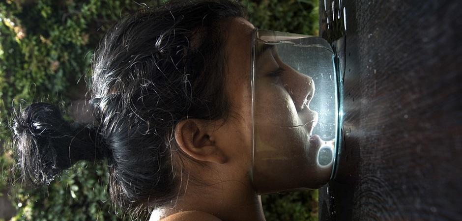 Liza Ambrossio. Vuelta al vientre, serie 'La Ira de la Devoción', 2017. Impresión digital. 30x45 cm. Edición: 5.