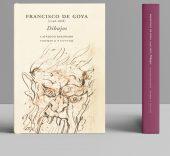 Portada Volumen II del catálogo razonado de dibujos de Goya.