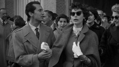 Ava Gardner y Luis Miguel Dominguin. Santos Yubero. Archivo Regional de la C. de Madrid.