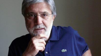 Eloy Sánchez Rosillo, 2008. Foto: Juan Ballester.