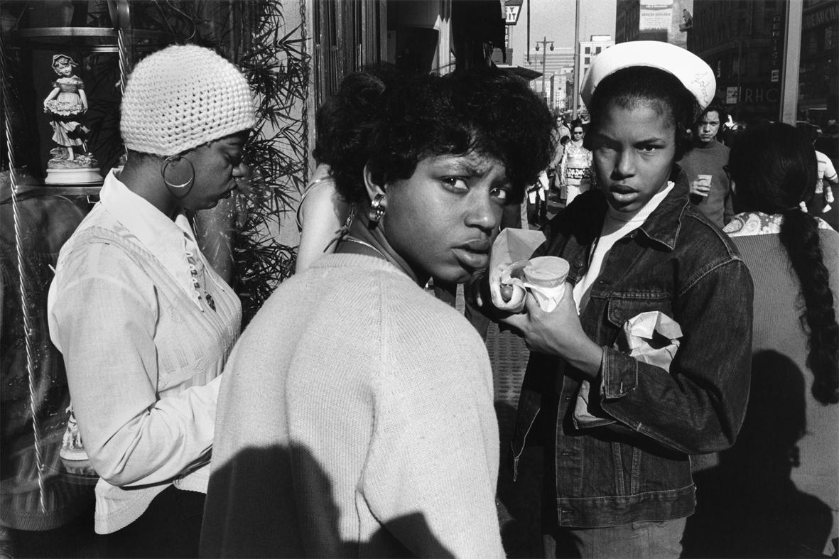Anthony Hernandez. Los Angeles #14, 1973. [Los Ángeles n.º 14]. © Anthony Hernandez.