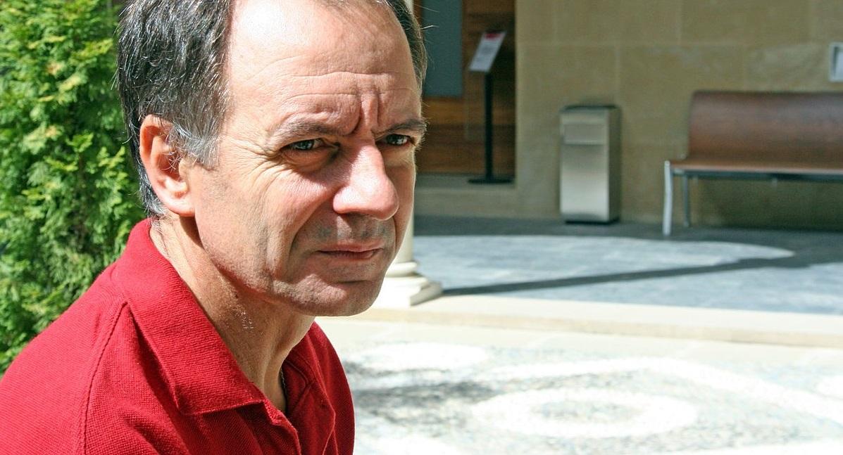 Antonio Soler. De Universidad Internacional de Andalucía - Antonio Soler, CC BY 2.0.