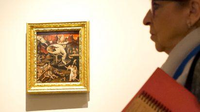 Museo Nacional Thyssen-Bornemisza. Obras invitadas de museos de Madrid. © Luis Domingo.